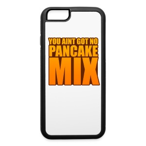 Pabncake Mix iphone 6 - iPhone 6/6s Rubber Case