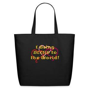 Bling Tote - Eco-Friendly Cotton Tote