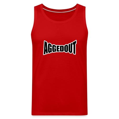 Aggedout Tank - Men's Premium Tank