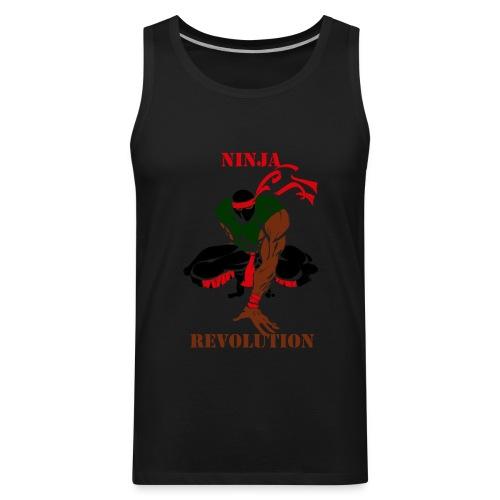Ninja Revolution - Men's Premium Tank