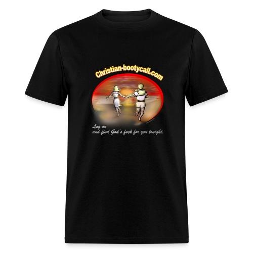 Christian-bootycall.com - Men's T-Shirt