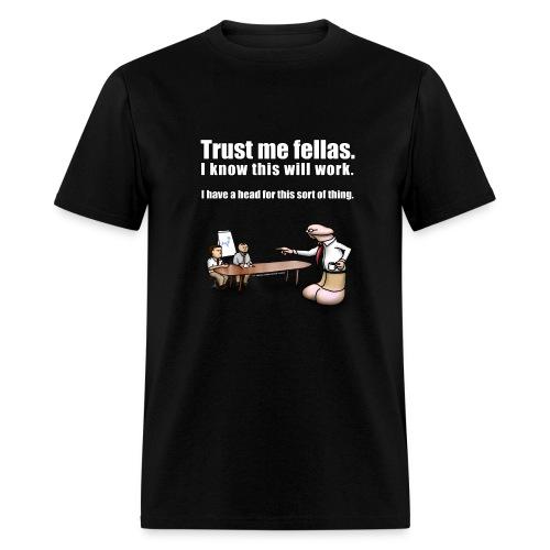 Head for Business - Men's T-Shirt