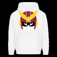 Hoodies ~ Men's Hooded Sweatshirt ~ Captain Falcon