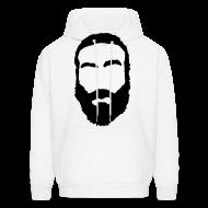 Hoodies ~ Men's Hoodie ~ Dan Bilzerian, Bearded Man