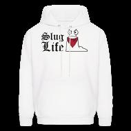 Hoodies ~ Men's Hoodie ~ Slug Life