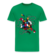 T-Shirts ~ Men's Premium T-Shirt ~ Article 101947260
