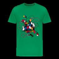 T-Shirts ~ Men's Premium T-Shirt ~ Article 101947261