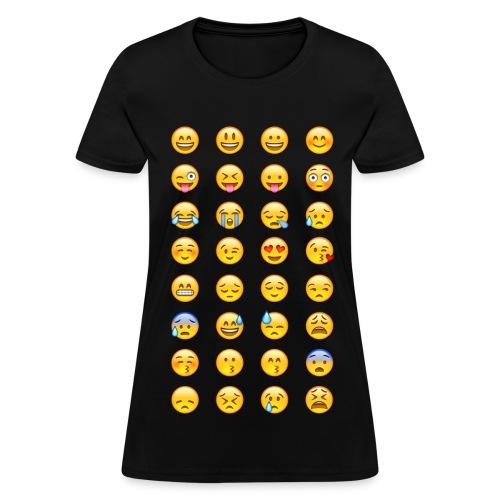 EMOJIES - Women's T-Shirt