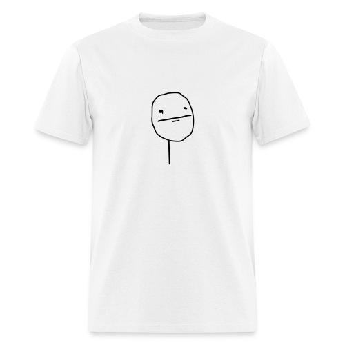 POKERFACE - Men's T-Shirt