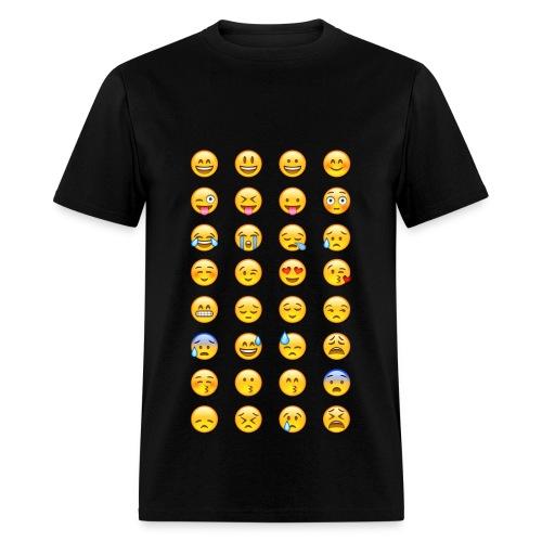 EMOJIES - Men's T-Shirt