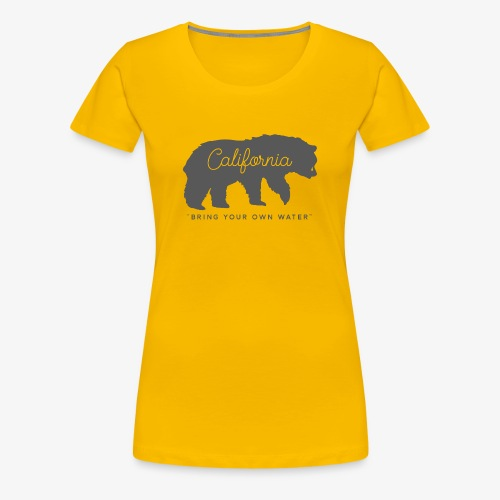 B.Y.O.W. - Women's Premium T-Shirt