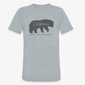 B.Y.O.W. - Unisex Tri-Blend T-Shirt