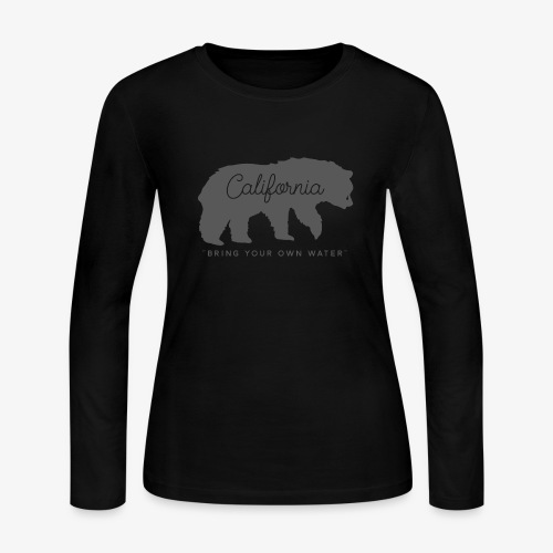 B.Y.O.W. - Women's Long Sleeve Jersey T-Shirt