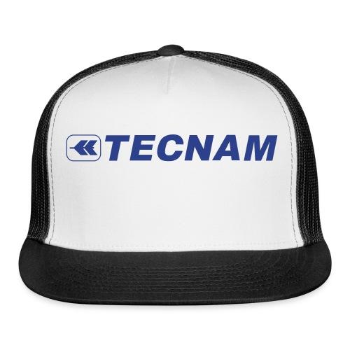 Tecnam Blue Cap - Trucker Cap