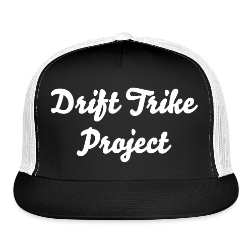 Drift Trike Project cap - Trucker Cap