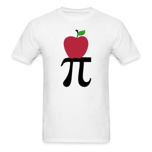 Apple Pi - Men's T-Shirt