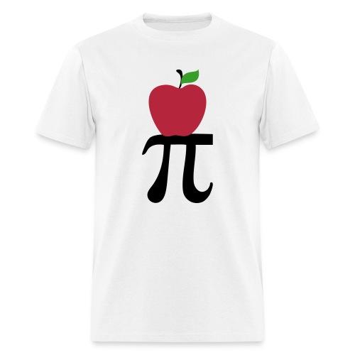 Apple Pi - Men's T-Shirt