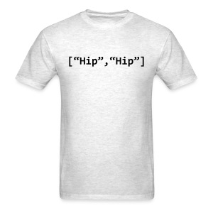 Hip Hip array - Men's T-Shirt