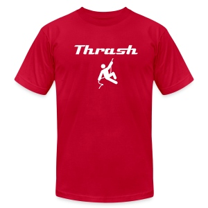 Thrash - Men's T-Shirt by American Apparel