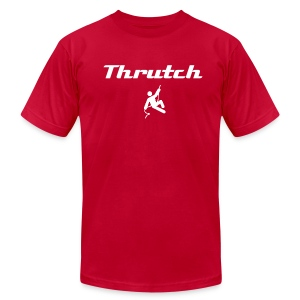 Thrutch - Men's T-Shirt by American Apparel