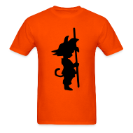T-Shirts ~ Men's T-Shirt ~ Kid Goku
