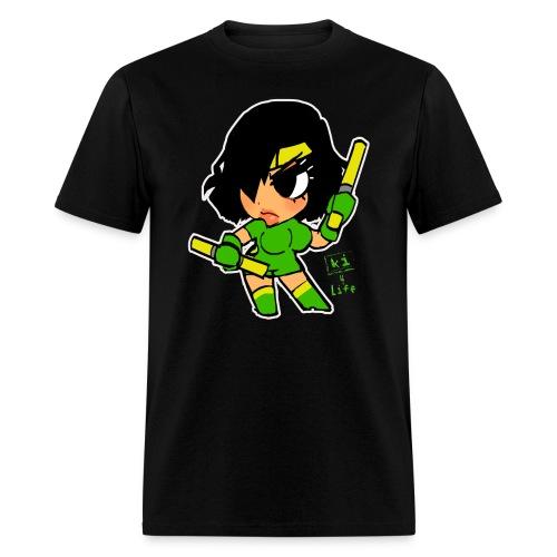 Orchid chibi 2 - Men's T-Shirt