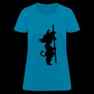 Women's T-Shirts ~ Women's T-Shirt ~ Kid Goku