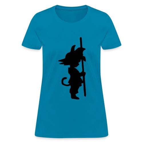 Kid Goku - Women's T-Shirt