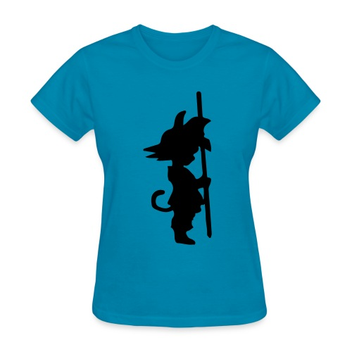 Kid Goku - Women's T-Shirt