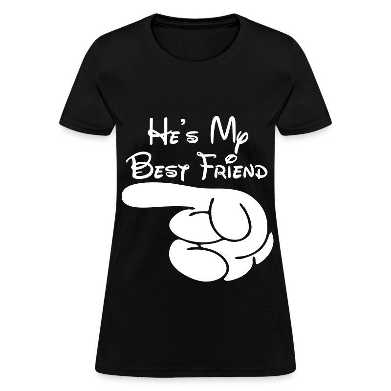 He's My Best Friend T-Shirt