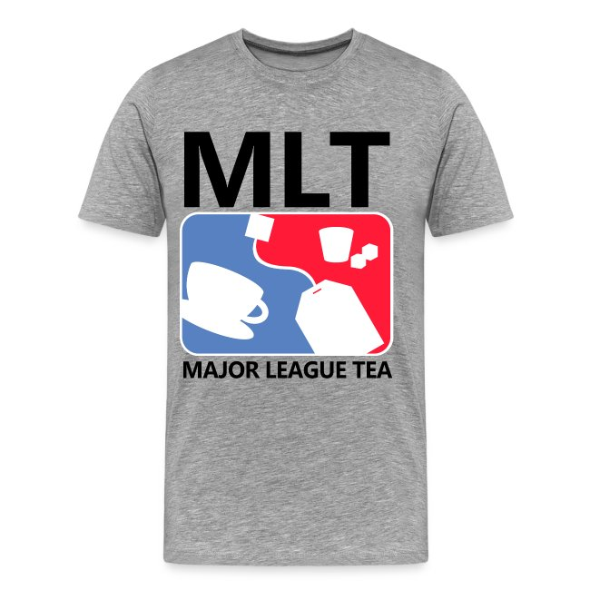 Major League Tea... T.