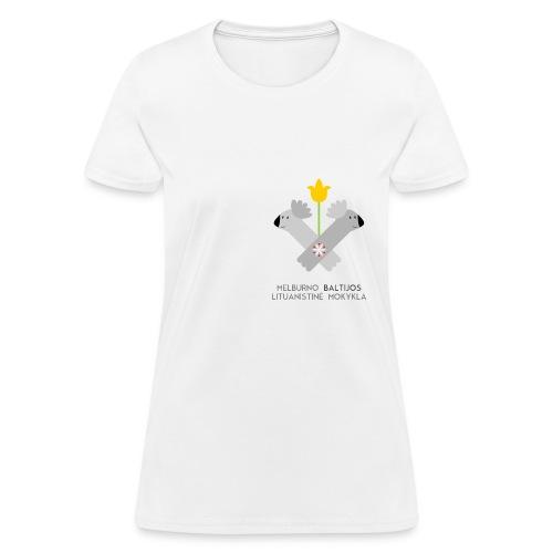 Moteriška - Women's T-Shirt