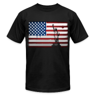 T-Shirts ~ Men's T-Shirt by American Apparel ~ Article 101953124