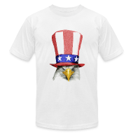 T-Shirts ~ Men's T-Shirt by American Apparel ~ Article 101953131