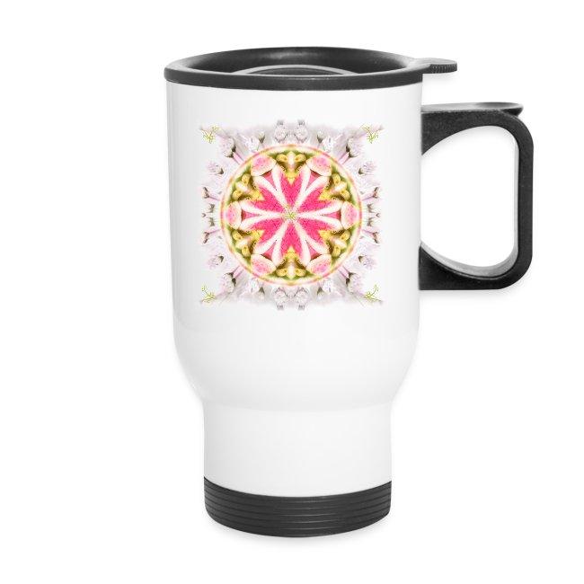 Flying Colors 2 Mandala Go Cup
