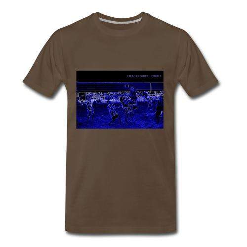 Men's Tee: Cambodia #1 - Men's Premium T-Shirt