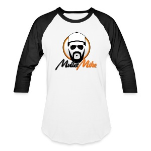 Mullet Mike Lifestyle Shirt - Baseball T-Shirt