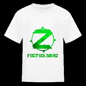 FootSoldierZ Official Tshirt - Kids' T-Shirt