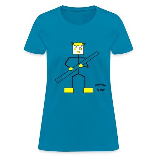 Big Stick - Women's T-Shirt