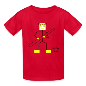 Big Stick - Kids' T-Shirt