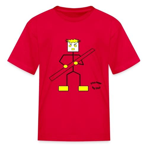Big Stick - Kids' T-Shirt
