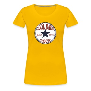 WOMAN'S CDRstar (Slim cut) - Women's Premium T-Shirt