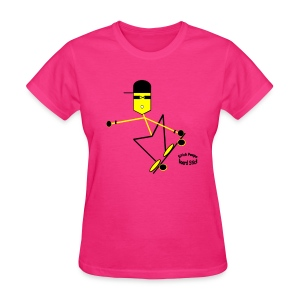 Board Stick - Women's T-Shirt