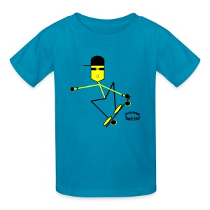 Board Stick - Kids' T-Shirt