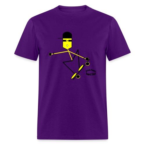 Board Stick - Men's T-Shirt