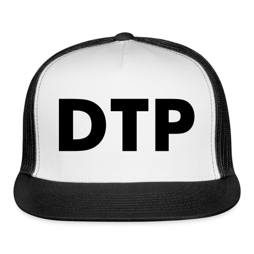 DTP hat 2 - Trucker Cap