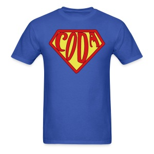 SuperCoda - Men's T-Shirt