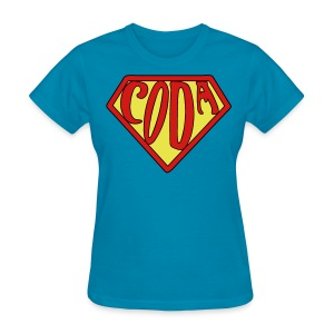 SuperCoda - Women's T-Shirt