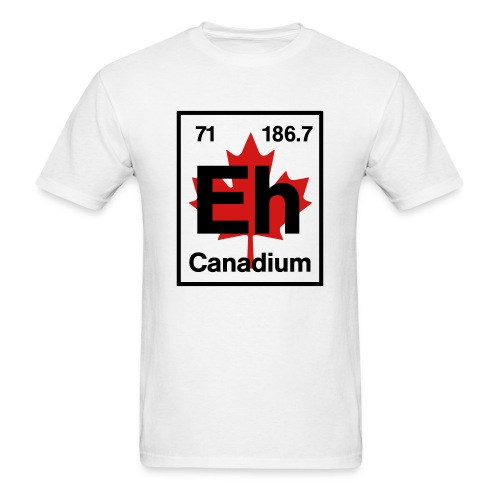 Canadium Element - Men's T-Shirt