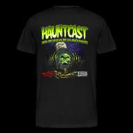 T-Shirts ~ Men's Premium T-Shirt ~ Hauntcast T - Logo on back